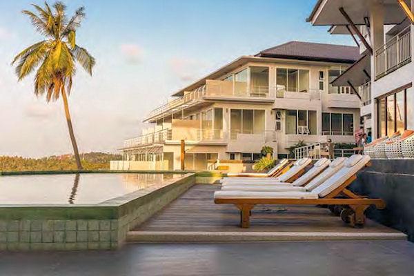 Stunning sea views 3 bedroom Foreign Freehold Condo Koh Samui