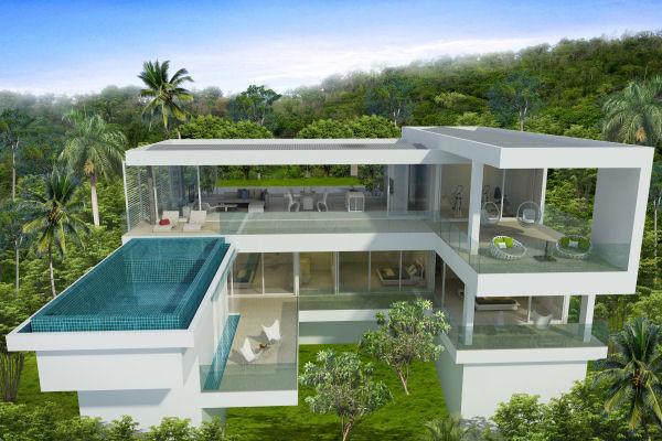 New Villas Bang Rak, Koh Samui