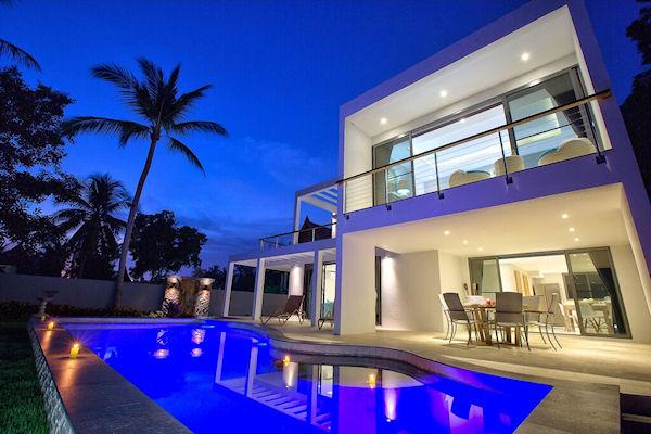 Modern Pool Villa for sale in Lipa Noi, Koh Samui