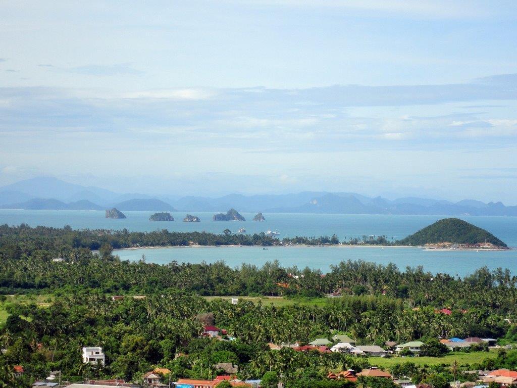 Stunning Sea View Land Nathon Koh Samui