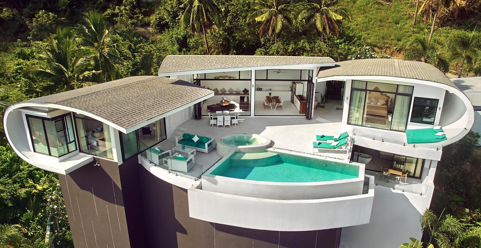 Chaweng Noi Luxury Dream Villa Koh Samui