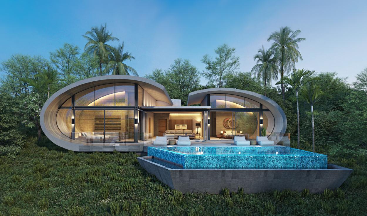 Lux Neo Villa Koh Samui