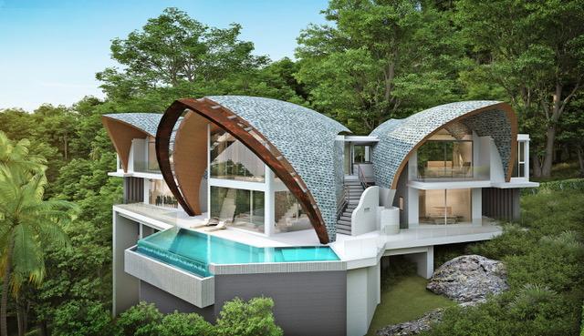 Lux Coco Designer Villas Koh Samui