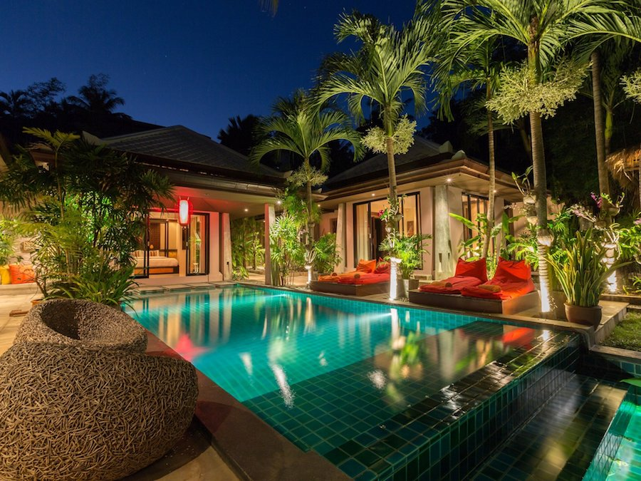 Bophut 3 Bedroom Villa For Sale